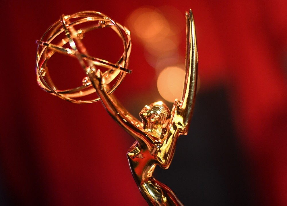 338868_BLU Radio // Premiso Emmy // Foto: AFP