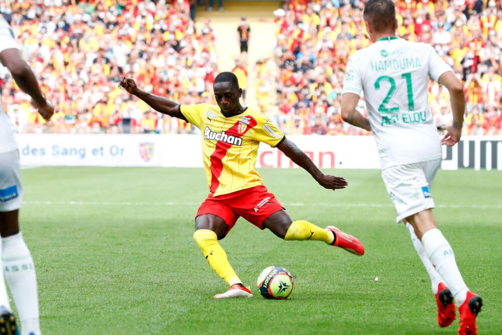 RC Lens v AS Saint Etienne - Ligue 1 Uber Eats