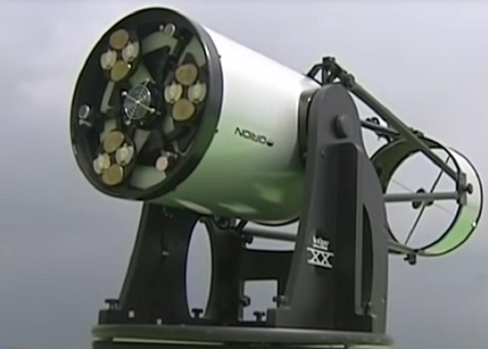 324641_BLU Radio, Telescopio más grande de Colombia / Foto: Noticias Caracol