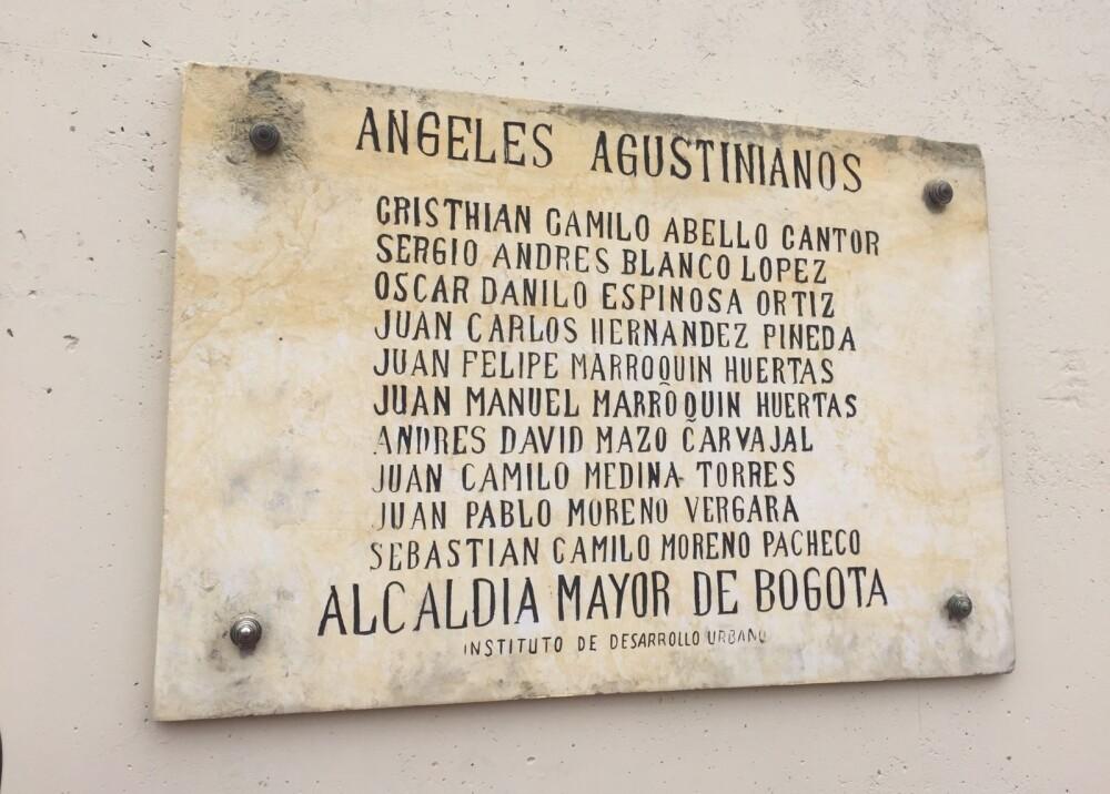 Monumento a 21 Ángeles Foto suministrada.jpg