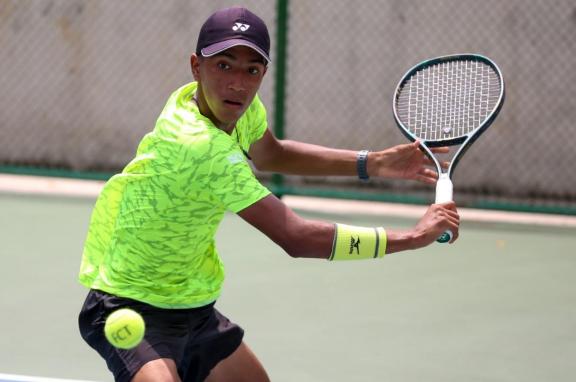 Johan Rodríguez ascendió al puesto 80 del ranking mundial juvenil.
