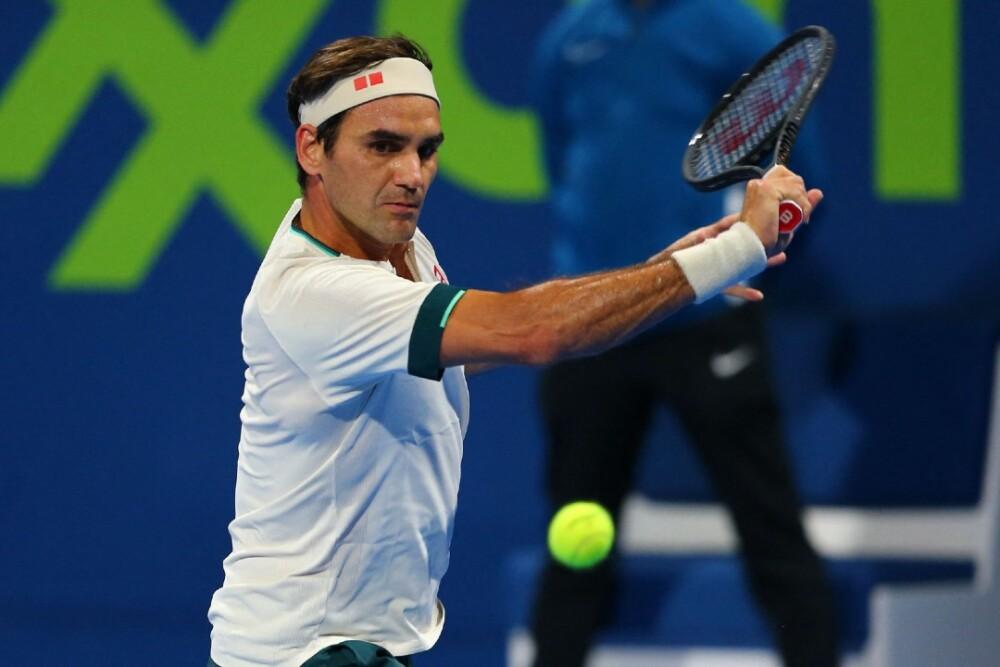 Roger Federer quiere estar en los Juegos Olímpicos de Tokio