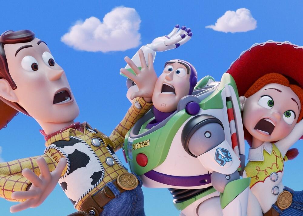 336087_BLU Radio. Personajes de Toy Story // Foto: Disney