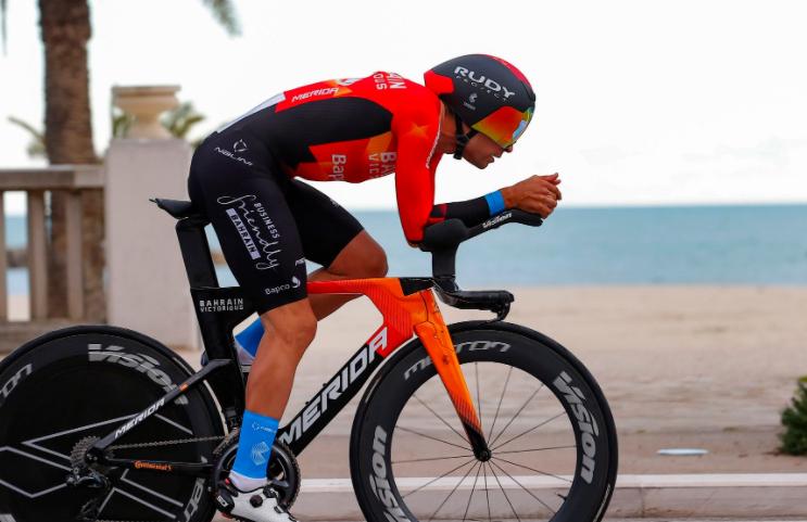 Mikel Landa finalizó tercero en la general de Tirreno-Adriático. Cortesía: @bettiniphoto