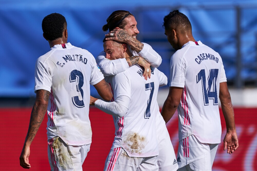 Real Madrid Huesca 311020 Getty Images E.jpg