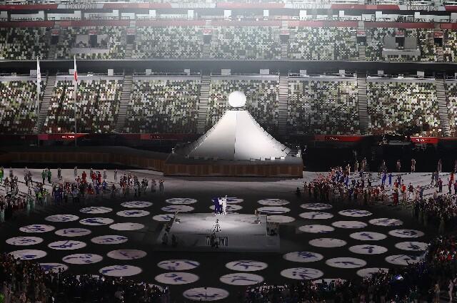 Inauguración de los Juegos Olímpicos de Tokio