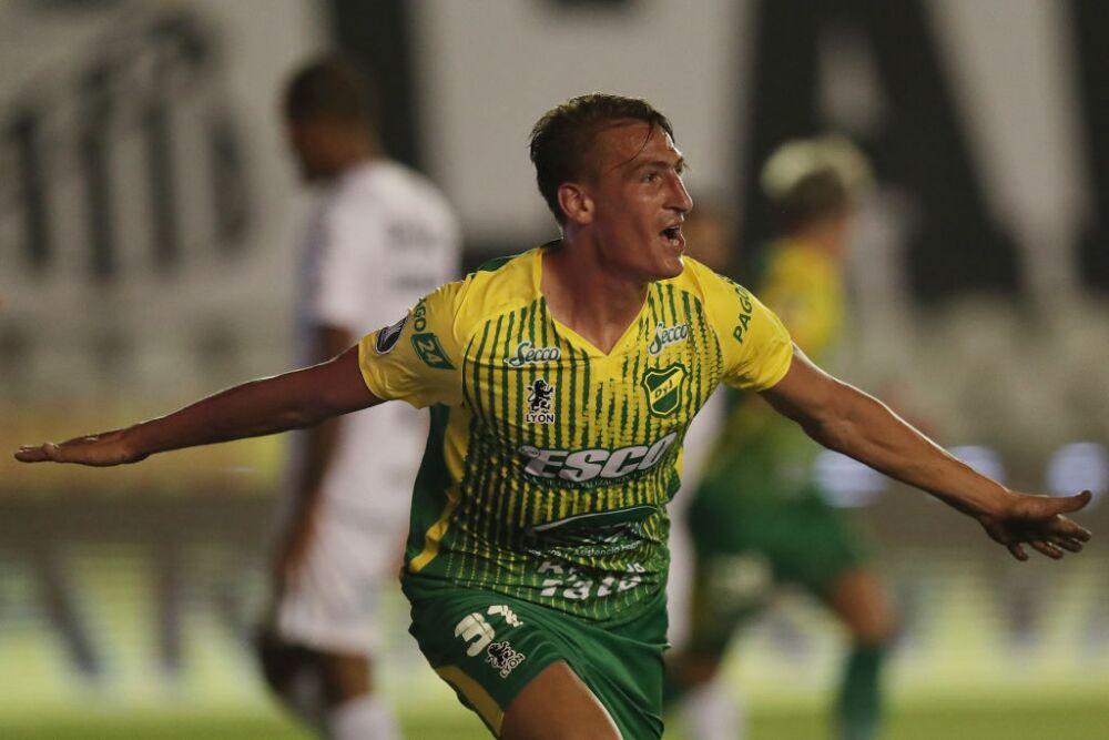 Santos v Defensa y Justicia - Copa CONMEBOL Libertadores 2020