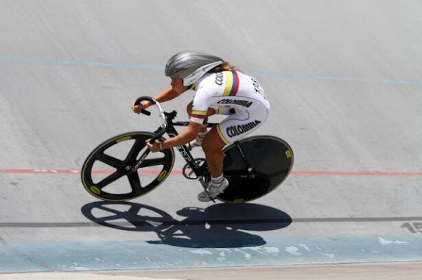 Martha Bayona - ciclista colombiana