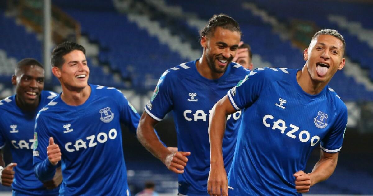 ¿De ser compañero de James Rodríguez y Yerry Mina, en Everton, a jugar con Lionel Messi en PSG?