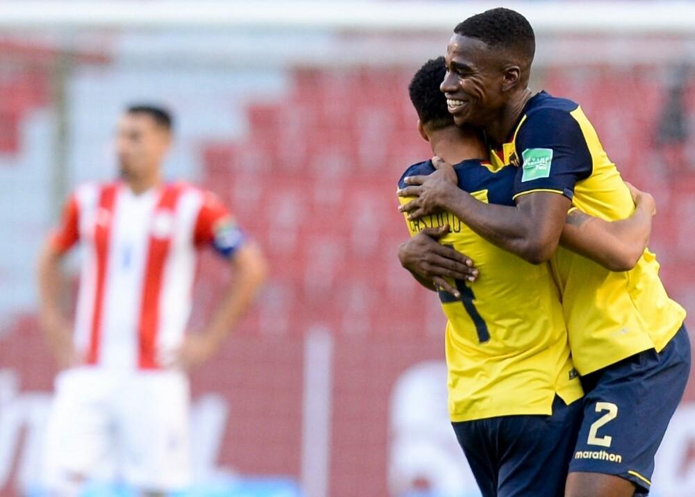 Ecuador derrotó a Paraguay Foto AFP.jpg