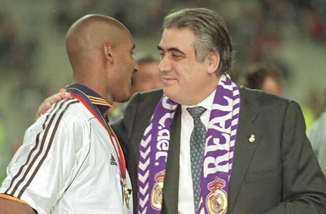 333365_Lorenzo Sanz con Roberto Carlos