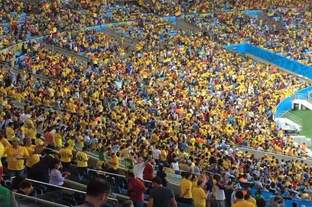 322410_Hinchas de la Selección Colombia