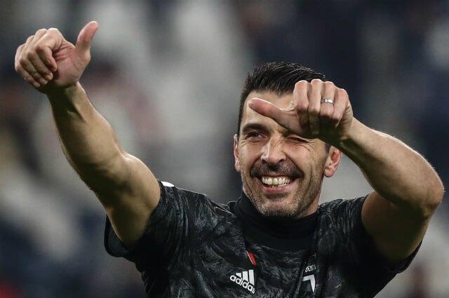 333132_Gianluigi Buffon, arquero de la Juventus