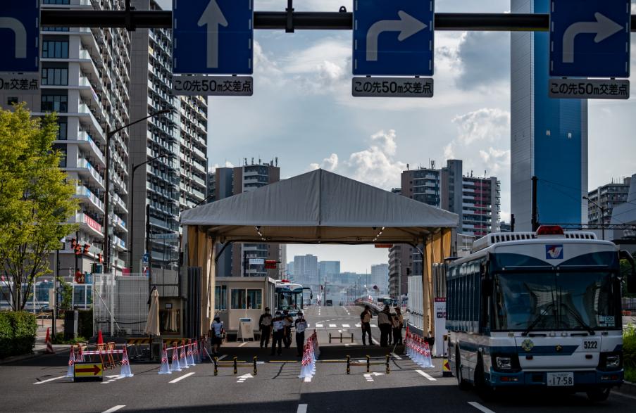 Se detectó el primer caso de COVID-19 en la Villa Olímpica de Tokio.