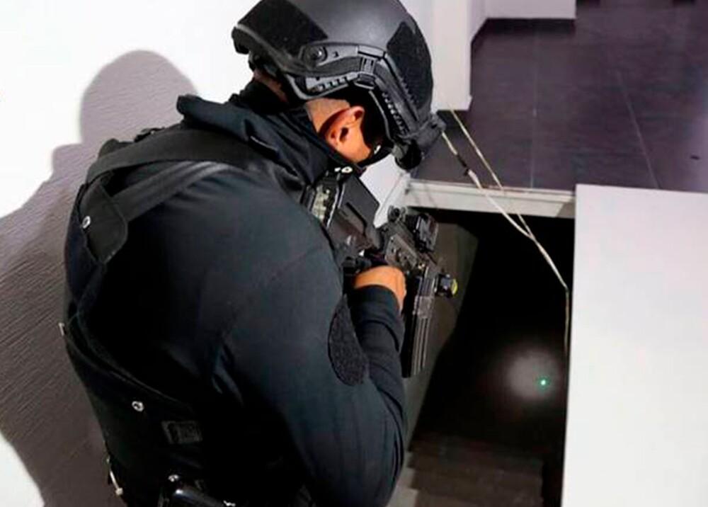 347035_Operativo antinarcóticos en Tepito, Ciudad de México // Foto: Secretaría de Seguridad Ciudadana de Ciudad de México