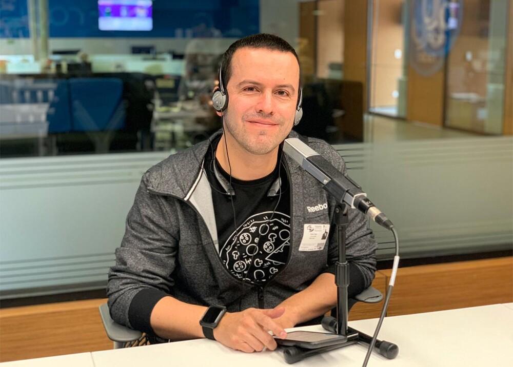 345827_BLU Radio. Felipe Lizcano da algunos consejos sobre etiqueta en redes sociales / Foto: BLU Radio