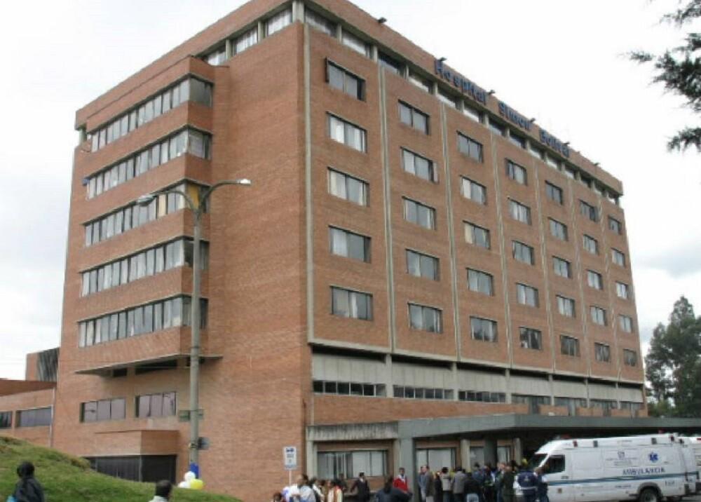 326308_BLU Radio, Hospital Simón Bolívar // Foto: Alcaldía Bogotá