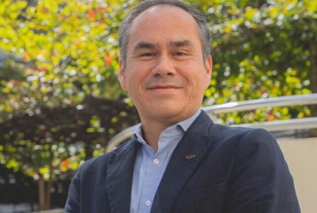 Luis Guillermo Pérez, rector del ITM.