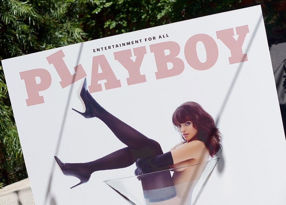 358394_Playboy // Foto: AFP