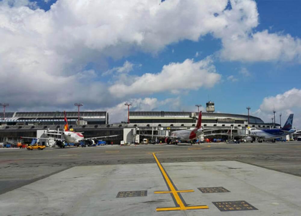 369543_Aeropuerto de Rionegro. Foto: aeropuertorionegro.co