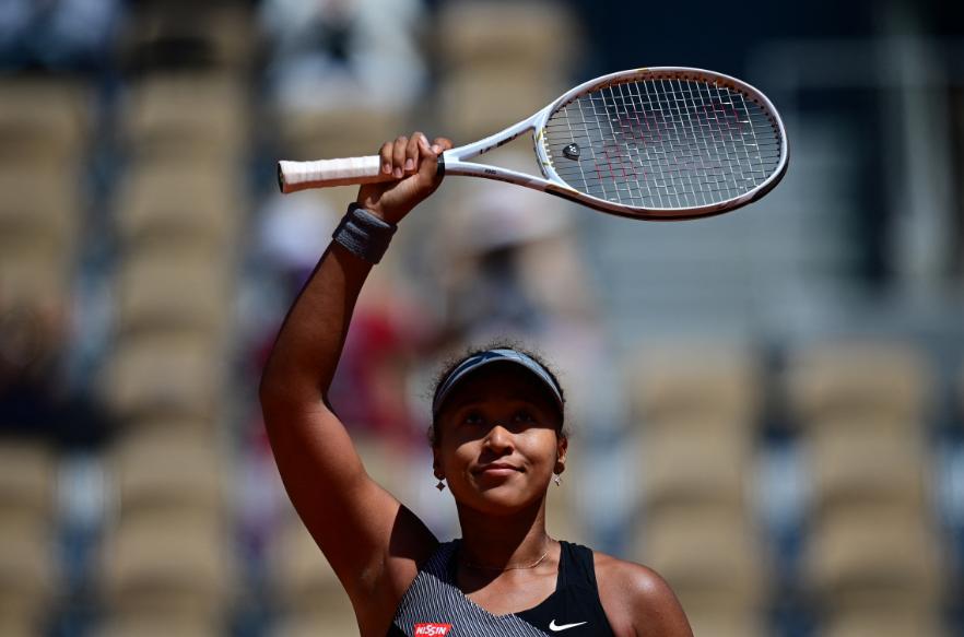 Naomi Osaka se retira de Roland Garros.