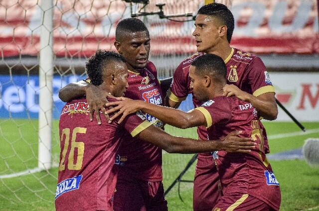 Deportes Tolima, previo a la final contra Millonarios