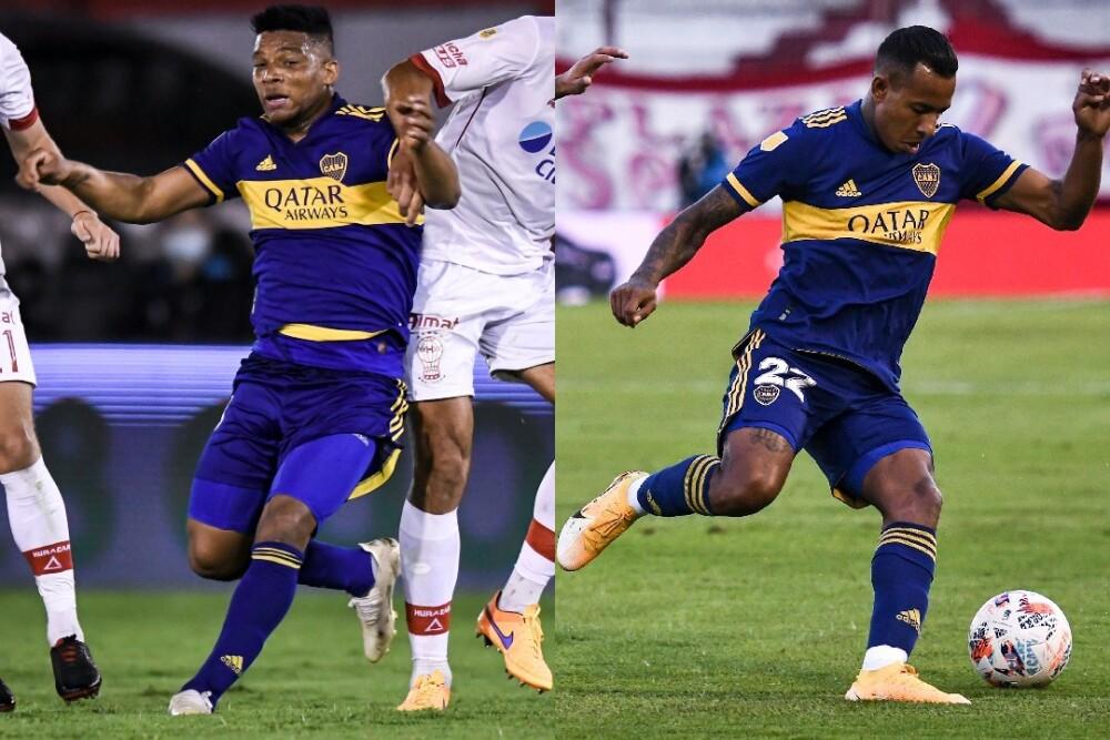 Frank Fabra Sebastián Villa Boca Juniors 250421 AFP E.jpg