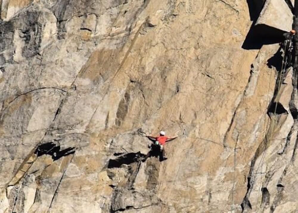 19842_Murió famoso escalador / Foto: Instagram @bradgobright