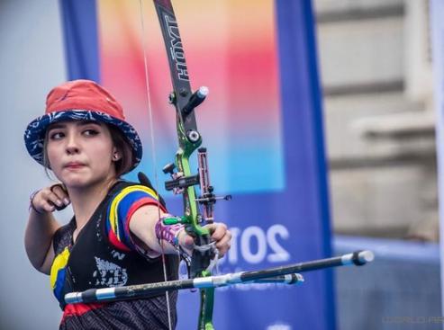 Valentina Acosta Giraldo representará a Colombia en los Juegos Olímpicos de Tokio 2020.