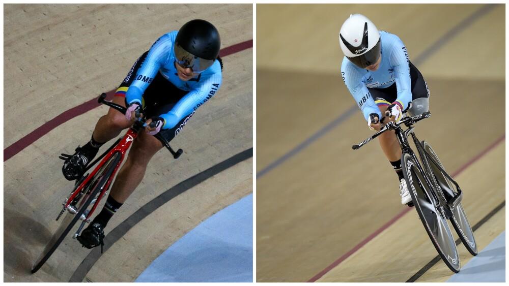 Carolina Munevar y Paula Ossa en los Juegos Paralímpicos