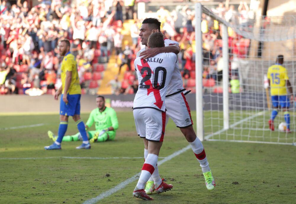 Rayo Vallecano v Cadiz CF - LaLiga Santander