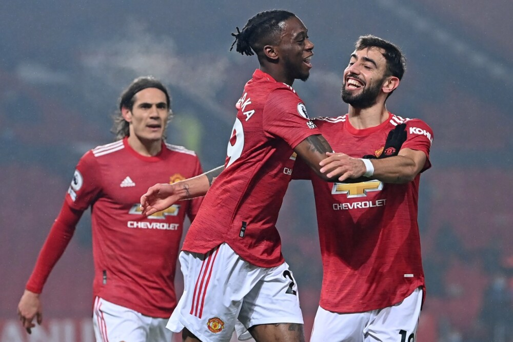 Manchester United AFP