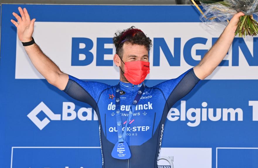 Mark Cavendish tiene 30 victorias de etapa en la historia del Tour de Francia.
