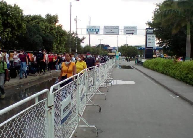 359873_Frontera con Venezuela en Santander: Foto: BLU Radio