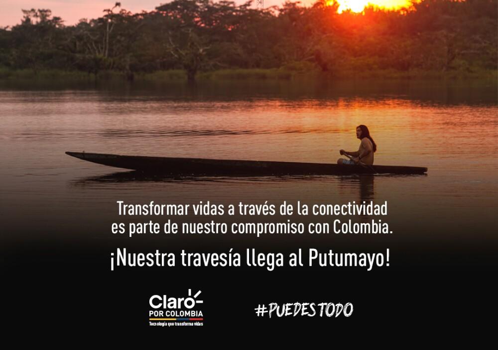 Claro Colombia en Putumayo