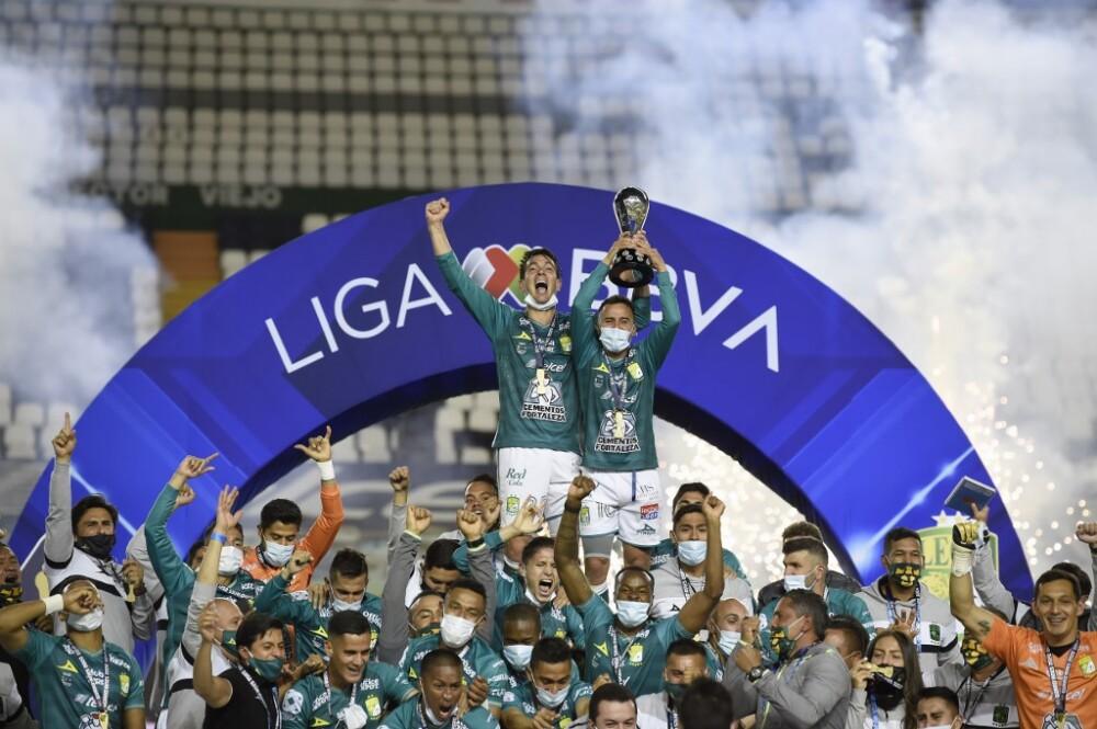León, campeón Liga MX