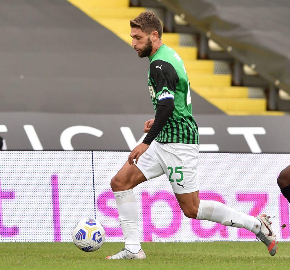 Spezia Calcio v US Sassuolo - Serie A