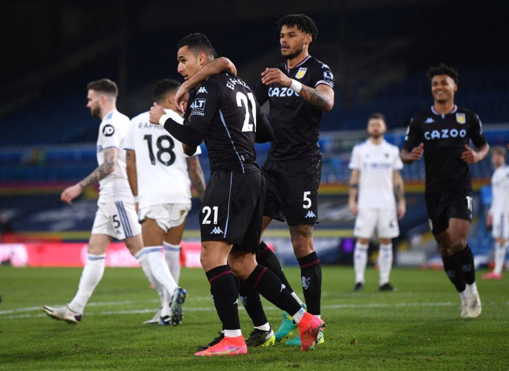 Leeds United v Aston Villa - Premier League