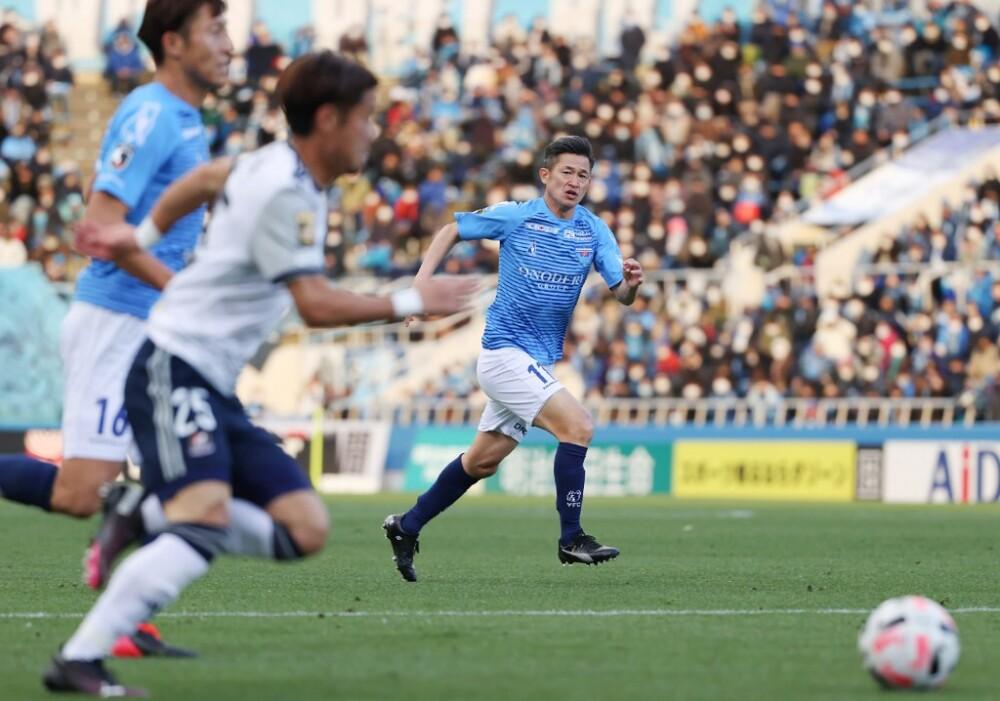 Kazuyoshi Miura. Foto AFP