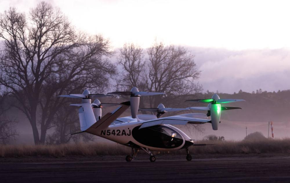 La NASA y Joby Aviation se unen para empezar pruebas de taxis aéreos