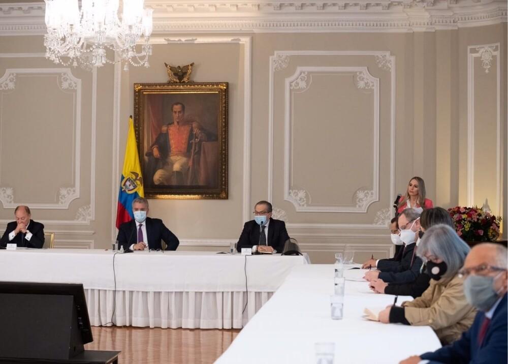 371816_Iván Duque // Foto: Presidencia