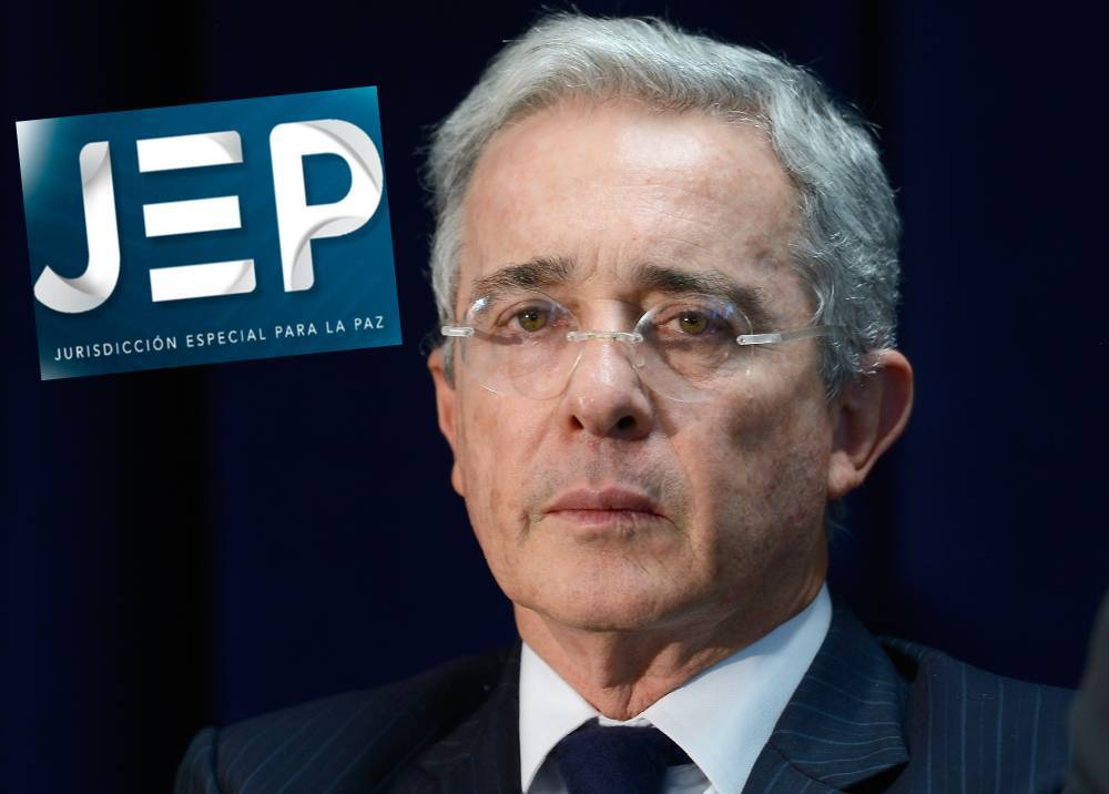 Álvaro Uribe - JEP