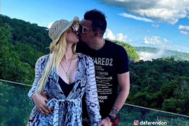 Franco Armani y su esposa serán padres