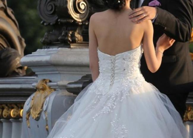366073_Matrimonio_relaciones de pareja // Foto: AFP