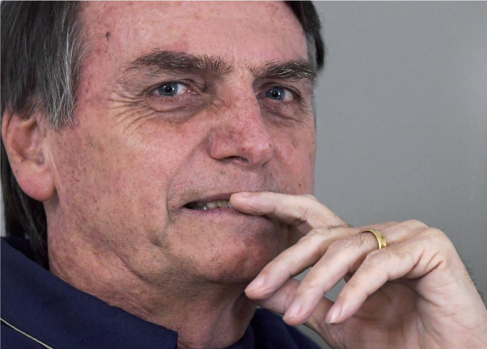 318483_BLU Radio // Jair Bolsonaro // Foto: AFP
