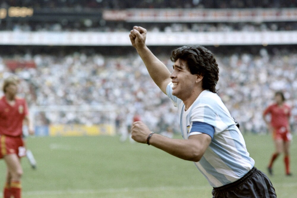 Maradona / AFP