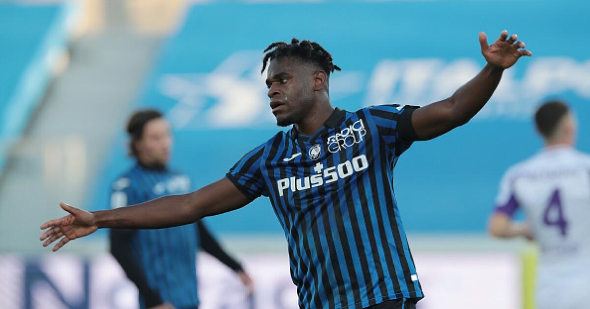 Duván Zapata escribe su historia gol a gol con Atalanta: ya son 59 celebraciones y contando
