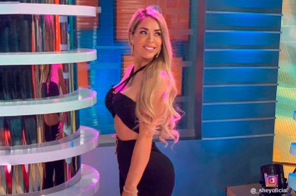 Modelo peruana Sheyla Rojas