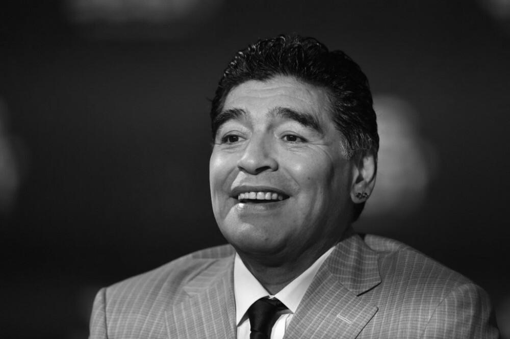 Diego Maradona. Foto AFP