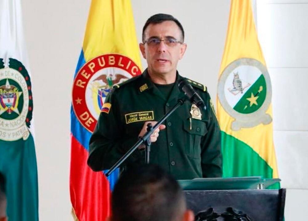 374588_General Jorge Vargas // Foto: Twitter @PosgradosPonal